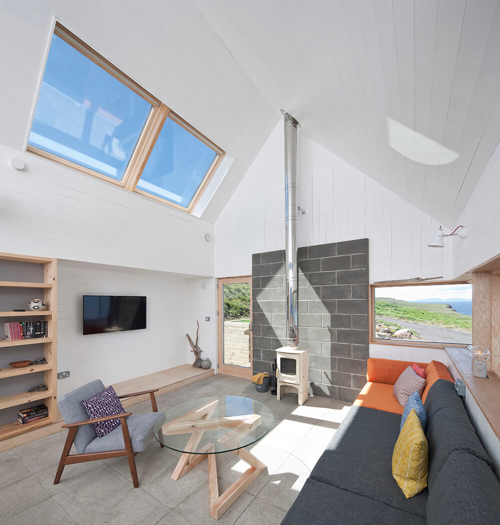 Is this tin house the best designed property in Scotland? | Aberdein ...