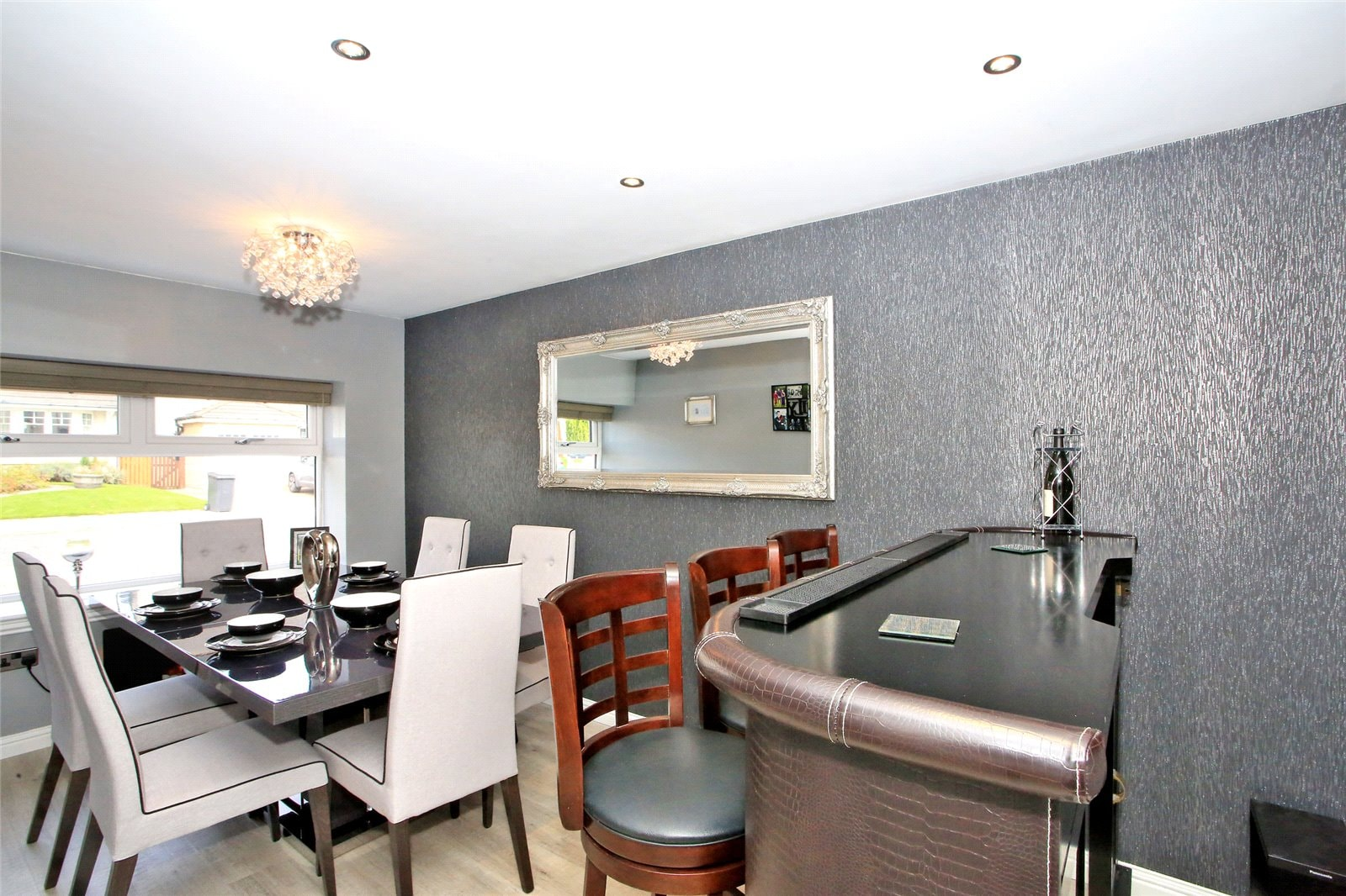 dinning room of 34 Pennan Road