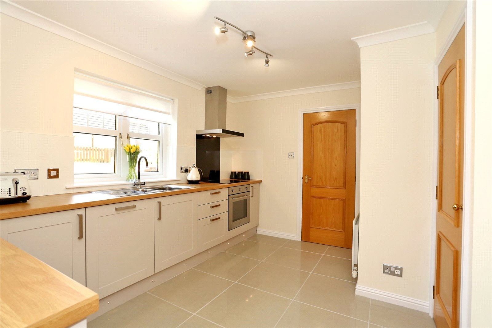 kitchen of 50 Pennan Road