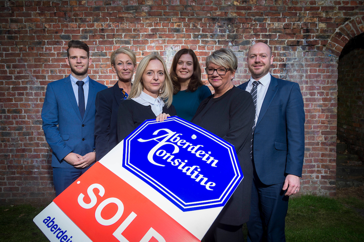 Estate agency team