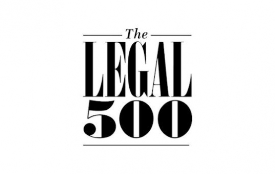Legal 500 Recognition for AC and Rob Aberdein