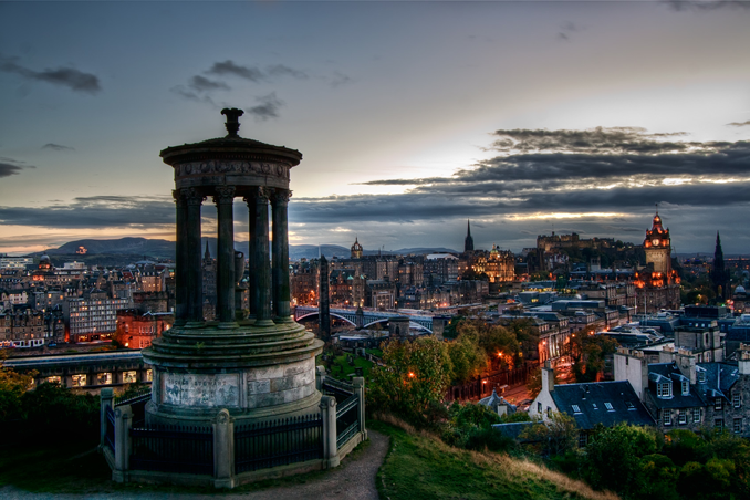 'Capital Gains' - Firm open new office in Edinburgh