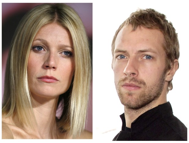 Paltrow and Martin Separation
