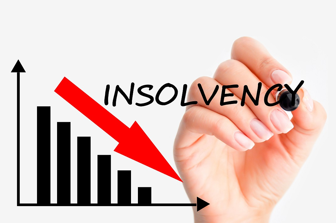 Scottish Corporate Insolvencies Rise 36% Year on Year