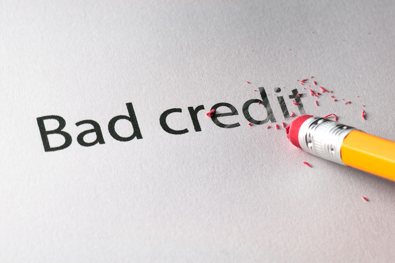 Analysis: Repairing bad credit