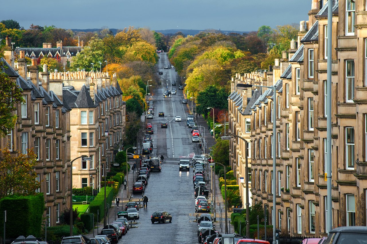 Comment: Quarterly Report on the Scottish private rental sector