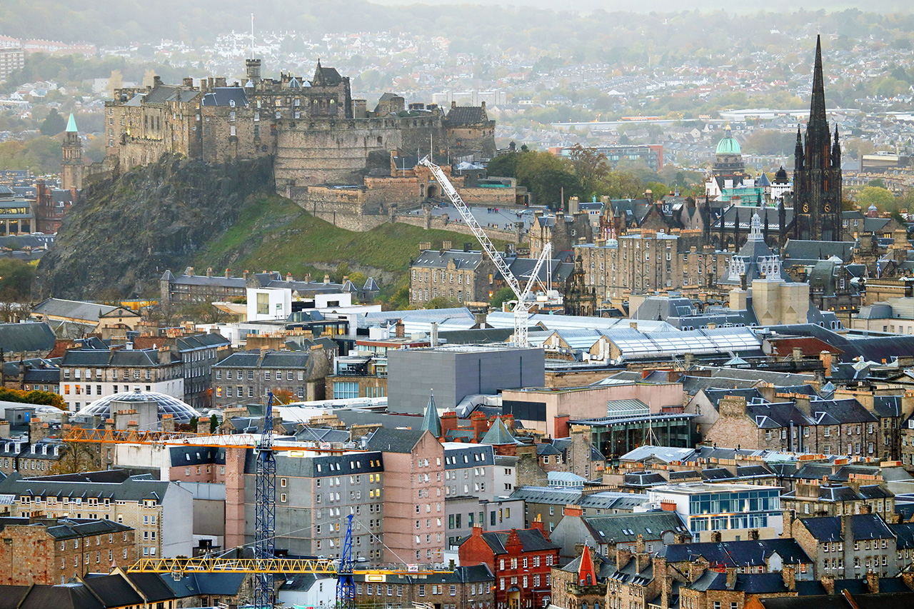 Comment: Edinburgh property market on the rise