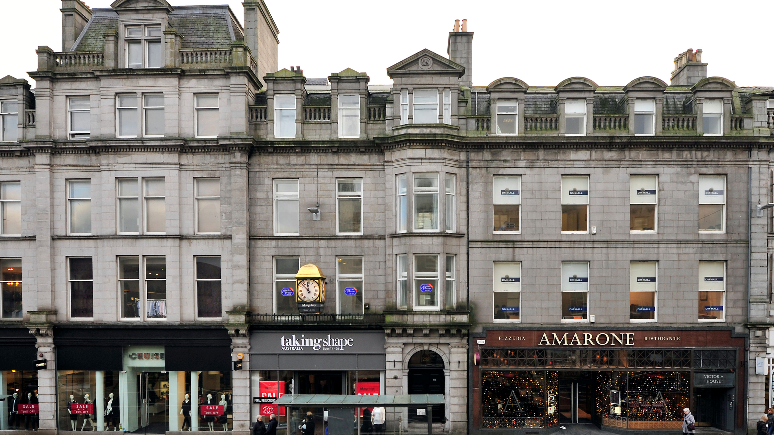 Do you fancy living on Aberdeen's most famous street?