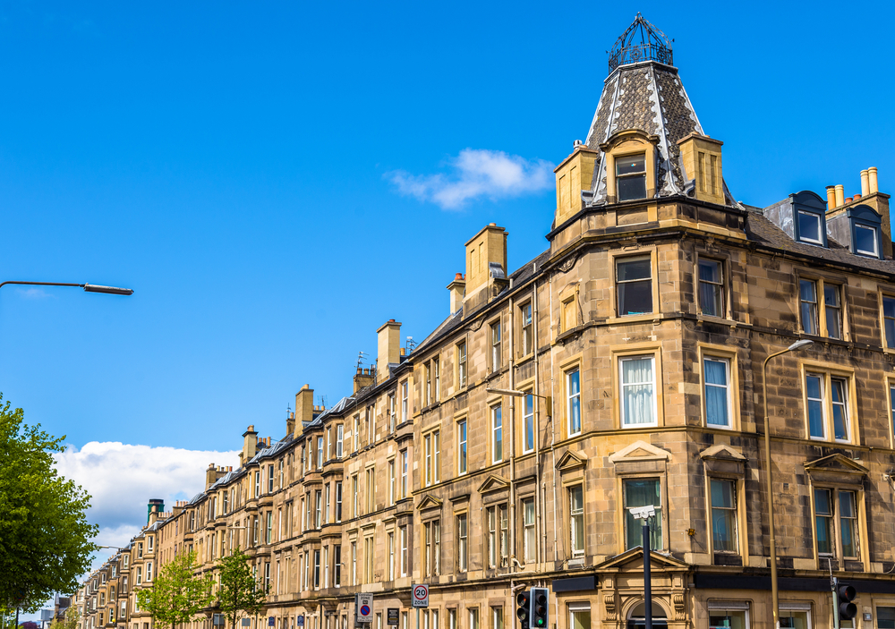 Scottish home sales top £16.5billion