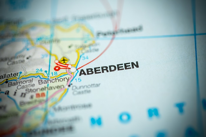Oil price crisis slows Aberdeen property sales