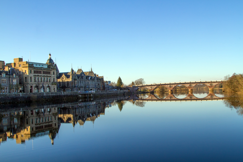 Perth becomes Scotland's property hotspot