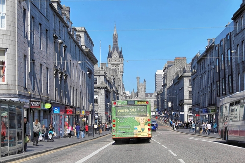 Aberdeen property prices 'have risen faster than London'