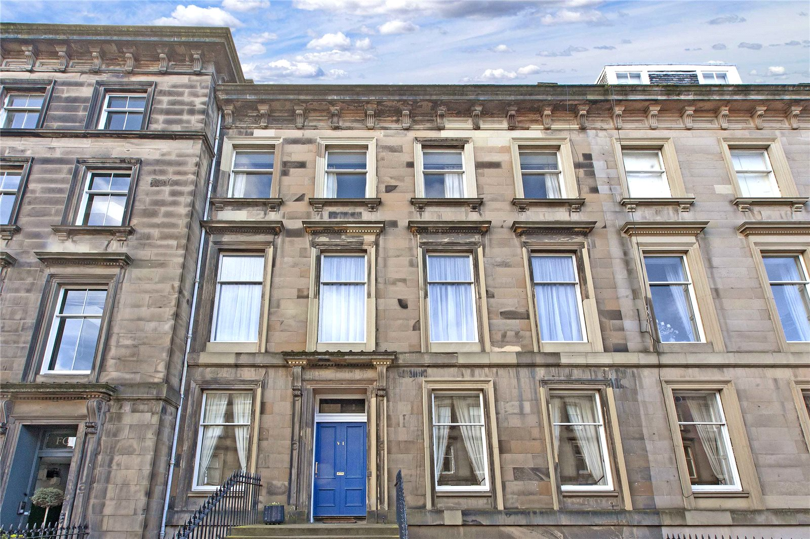 Five great flats for sale in Edinburgh right now...