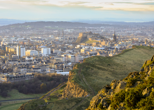 New figures reveal Edinburgh property sales up by 25%
