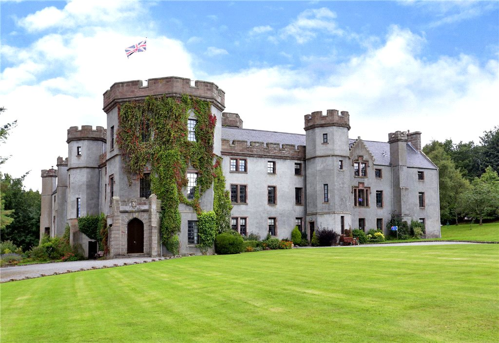 Fancy living in a castle? It may be cheaper than you think....