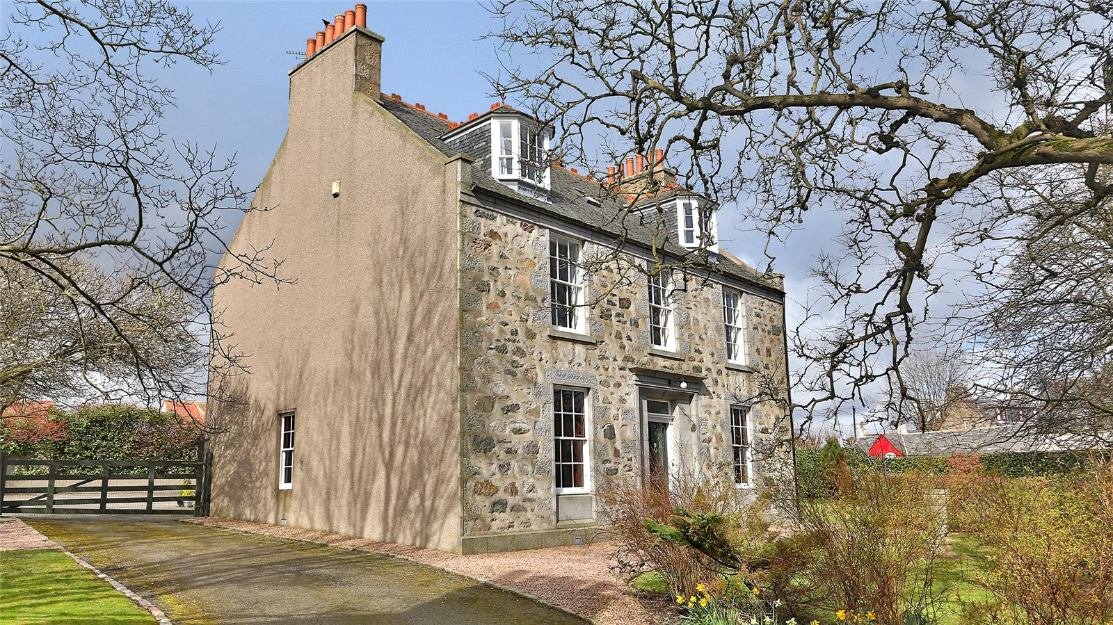 Five beautiful countryside homes in: Aberdeenshire