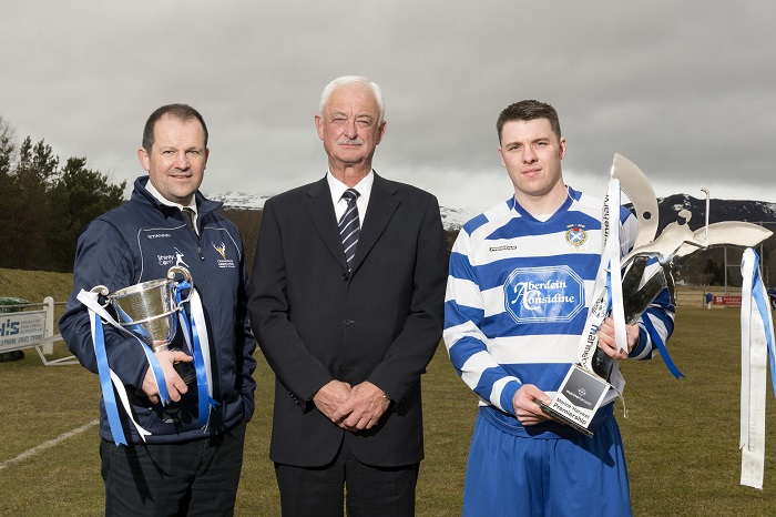 Aberdein Considine announces shinty sponsorship deal