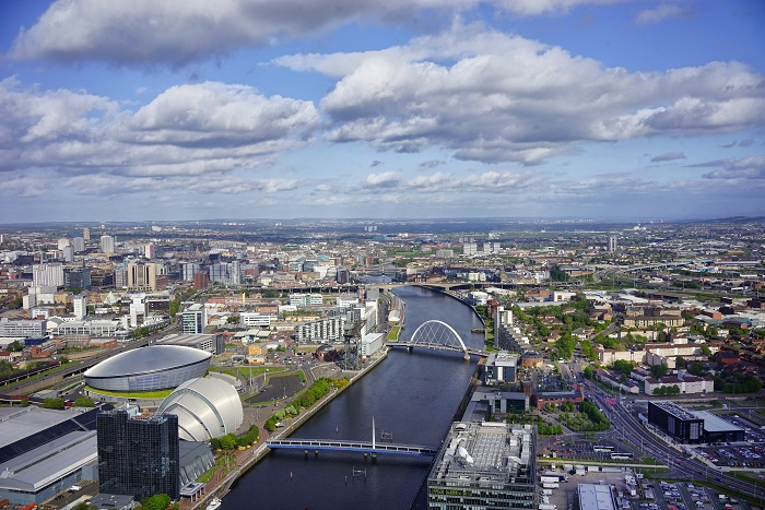 Glasgow house prices growing at fastest rate in a decade