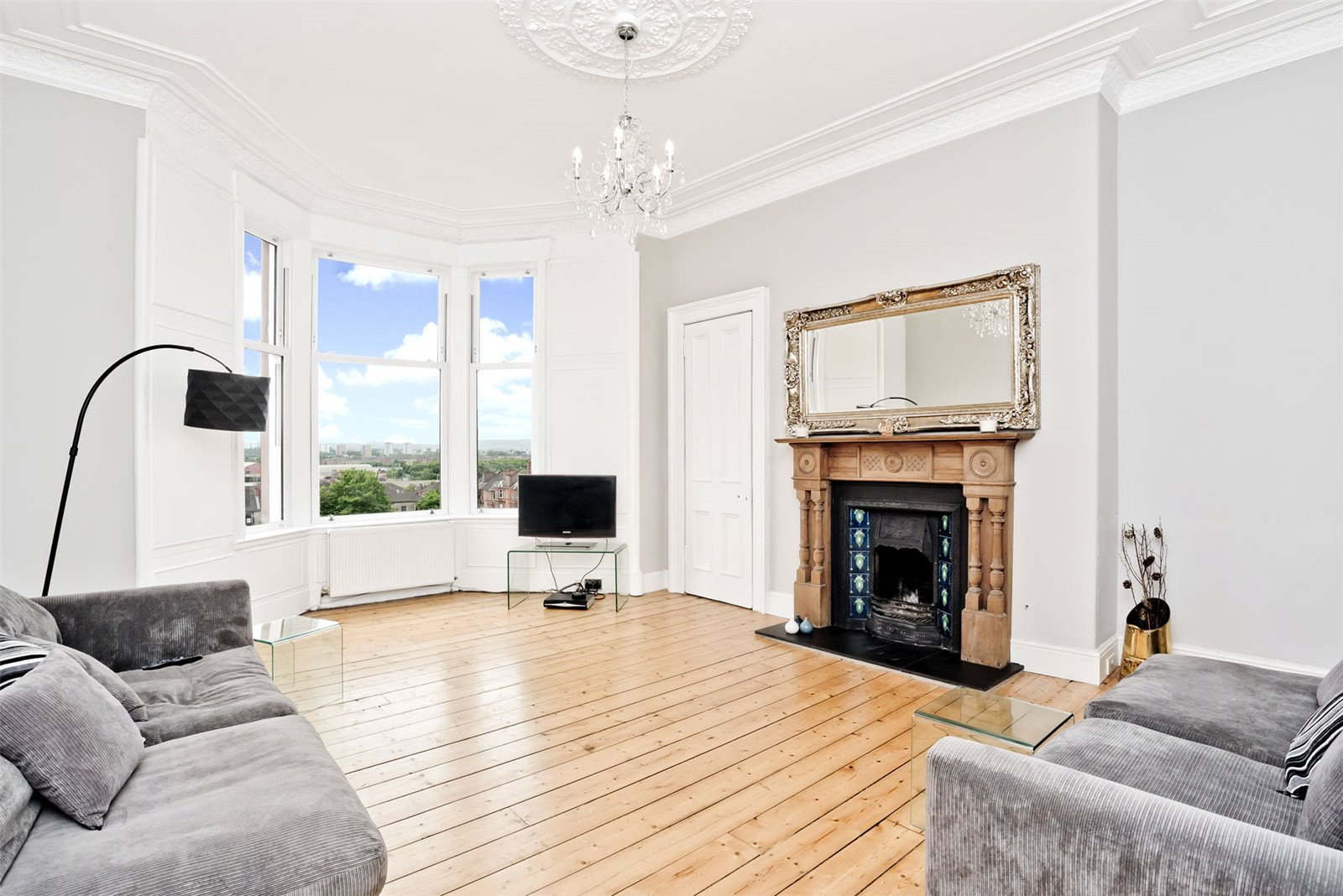 Five amazing Glasgow flats on the market right now...