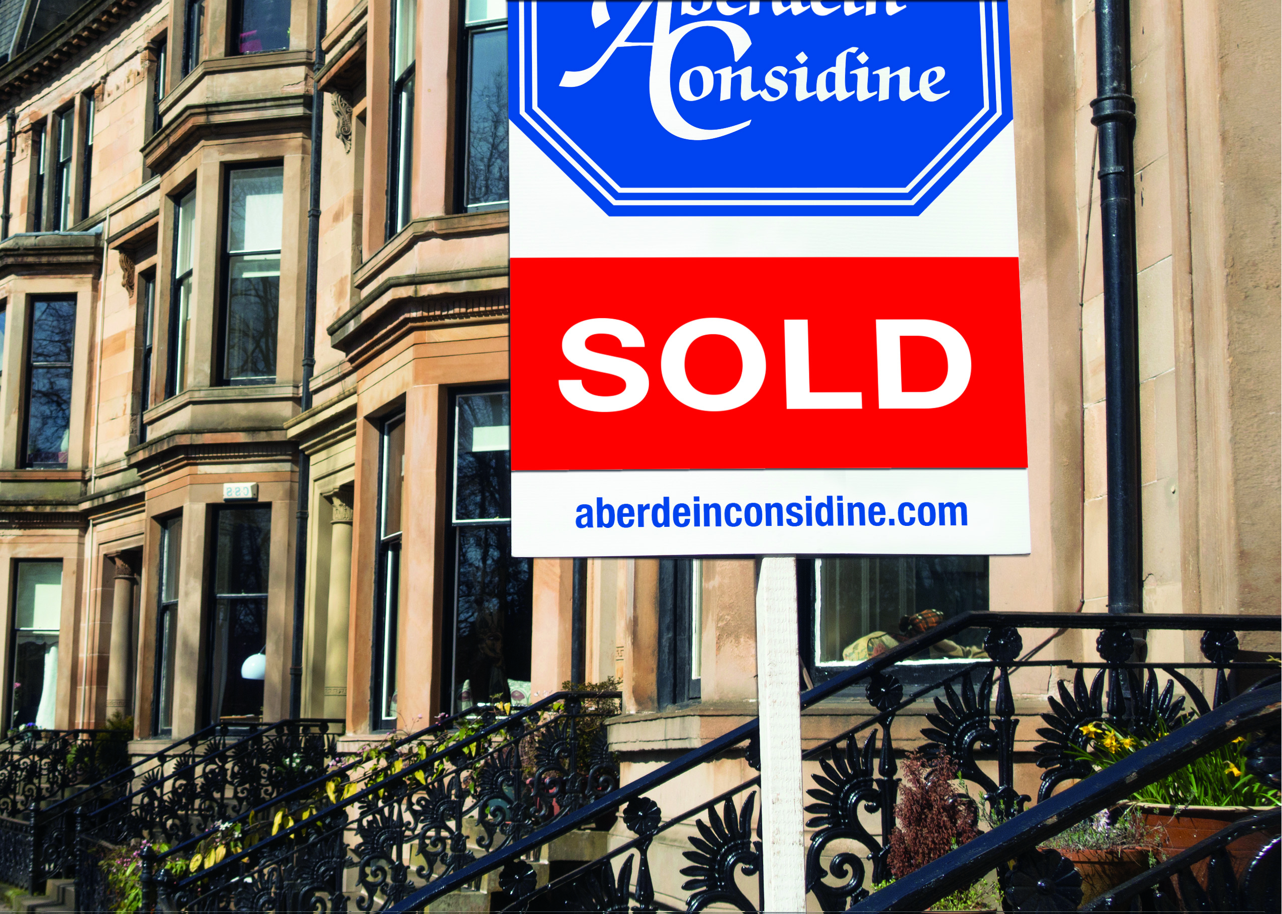 Scottish property sales rise despite difficult north-east market