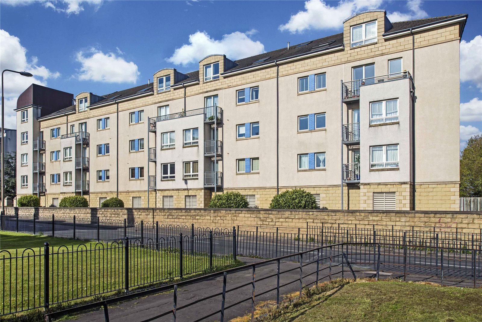 Edinburgh Property of the Week: North Fettes Apartments