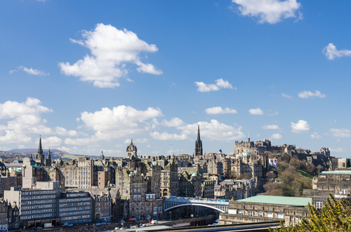Edinburgh property prices soar post-Brexit vote