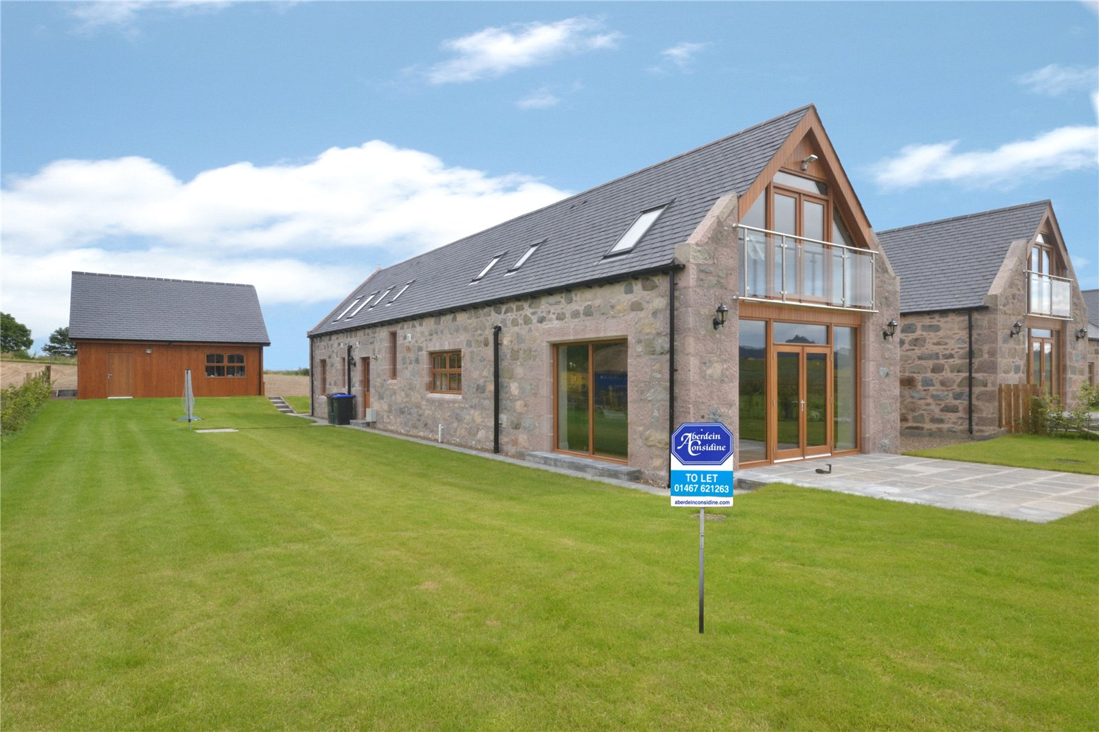 Aberdeenshire Property of the Week: 3 Wester Harlaw Steadings