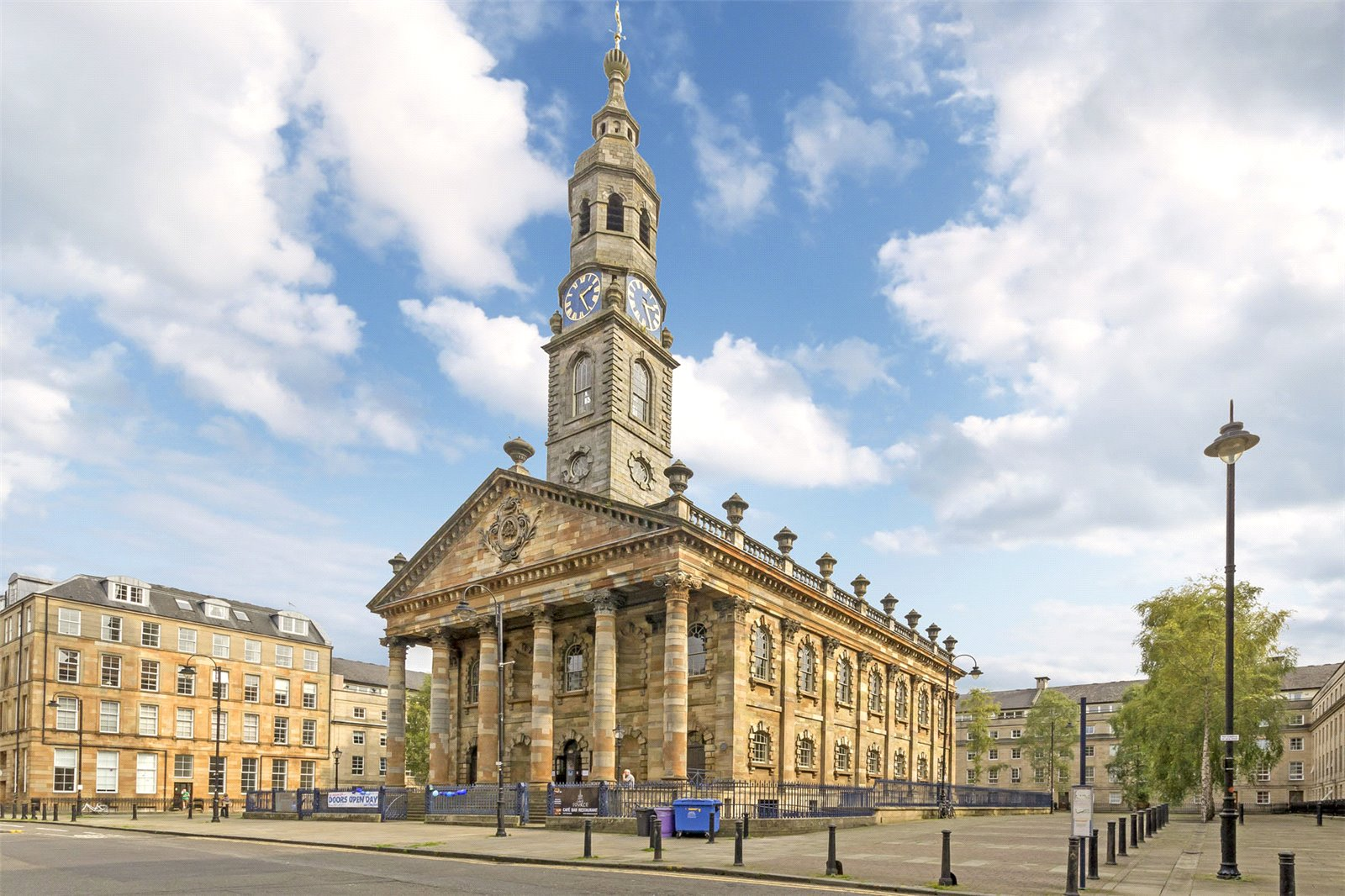 Glasgow Property of the Week: 30 St Andrew's Square