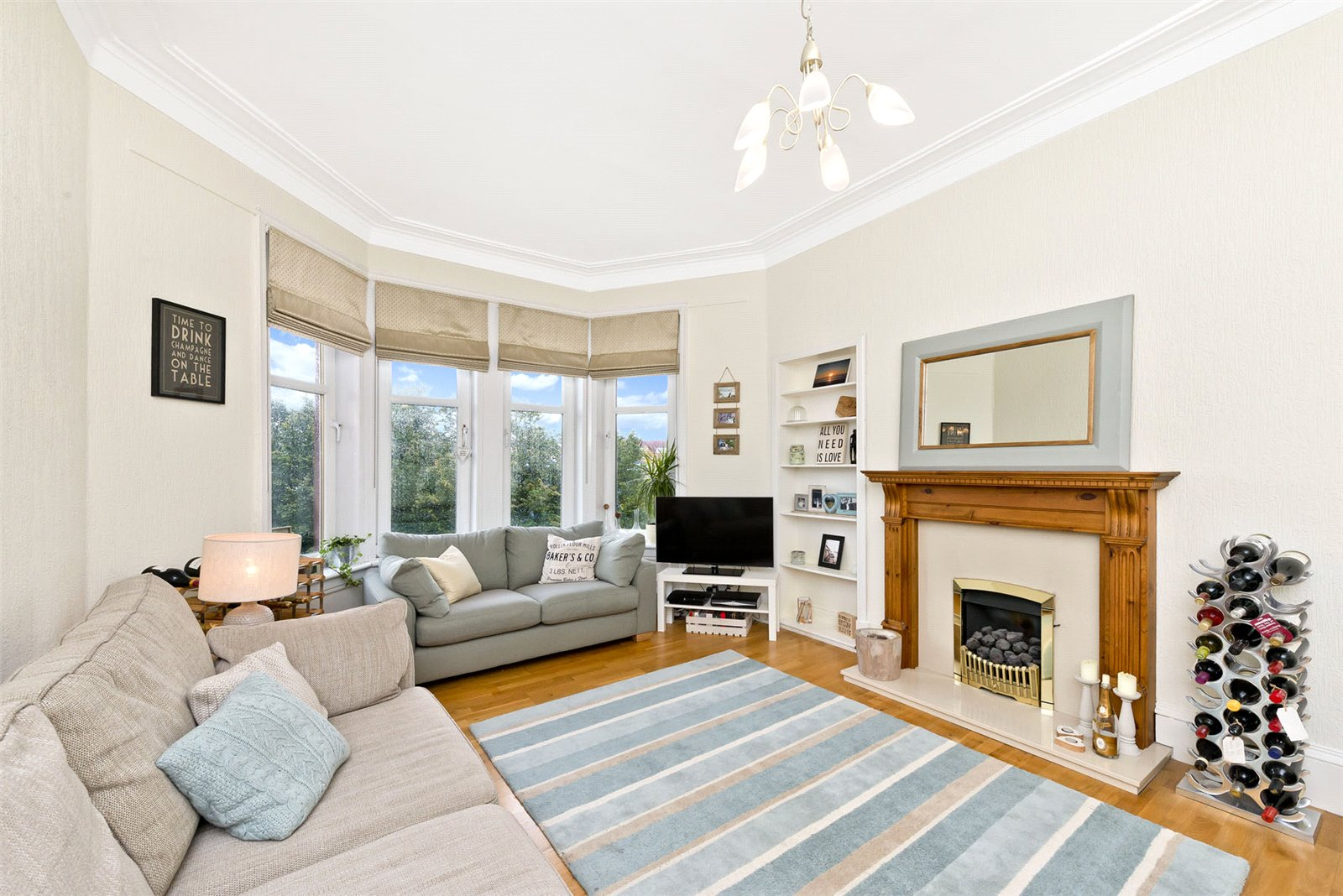 Glasgow Property of the Week: 26 Woodcroft Avenue