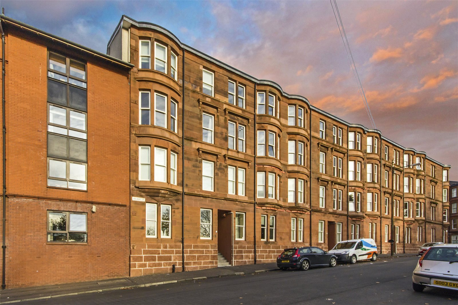 Glasgow Property of the Week: 3/1, 54 Ancroft Street