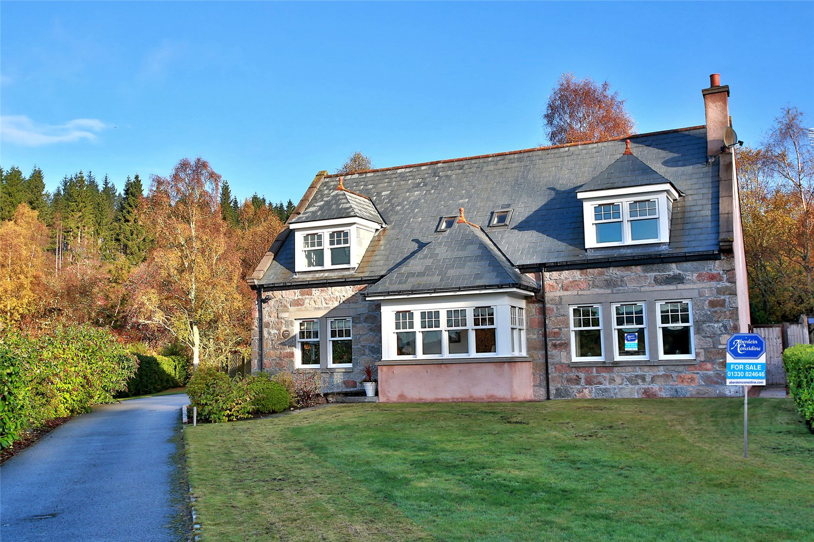 Aberdeenshire Property of the Week: 'Bracken Lea'