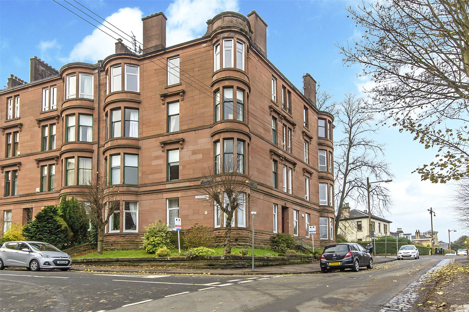Glasgow Property of the Week: 30 Hector Road