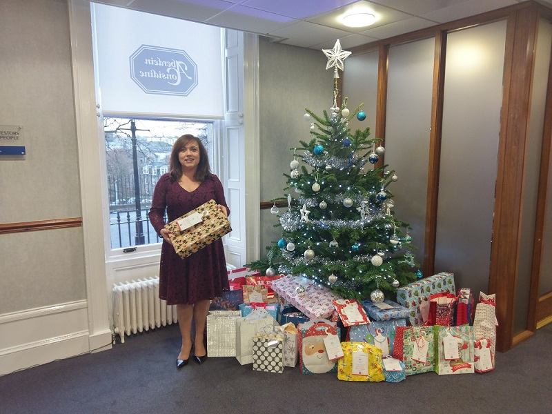 AC staff donate 200 Xmas presents to children facing hardship