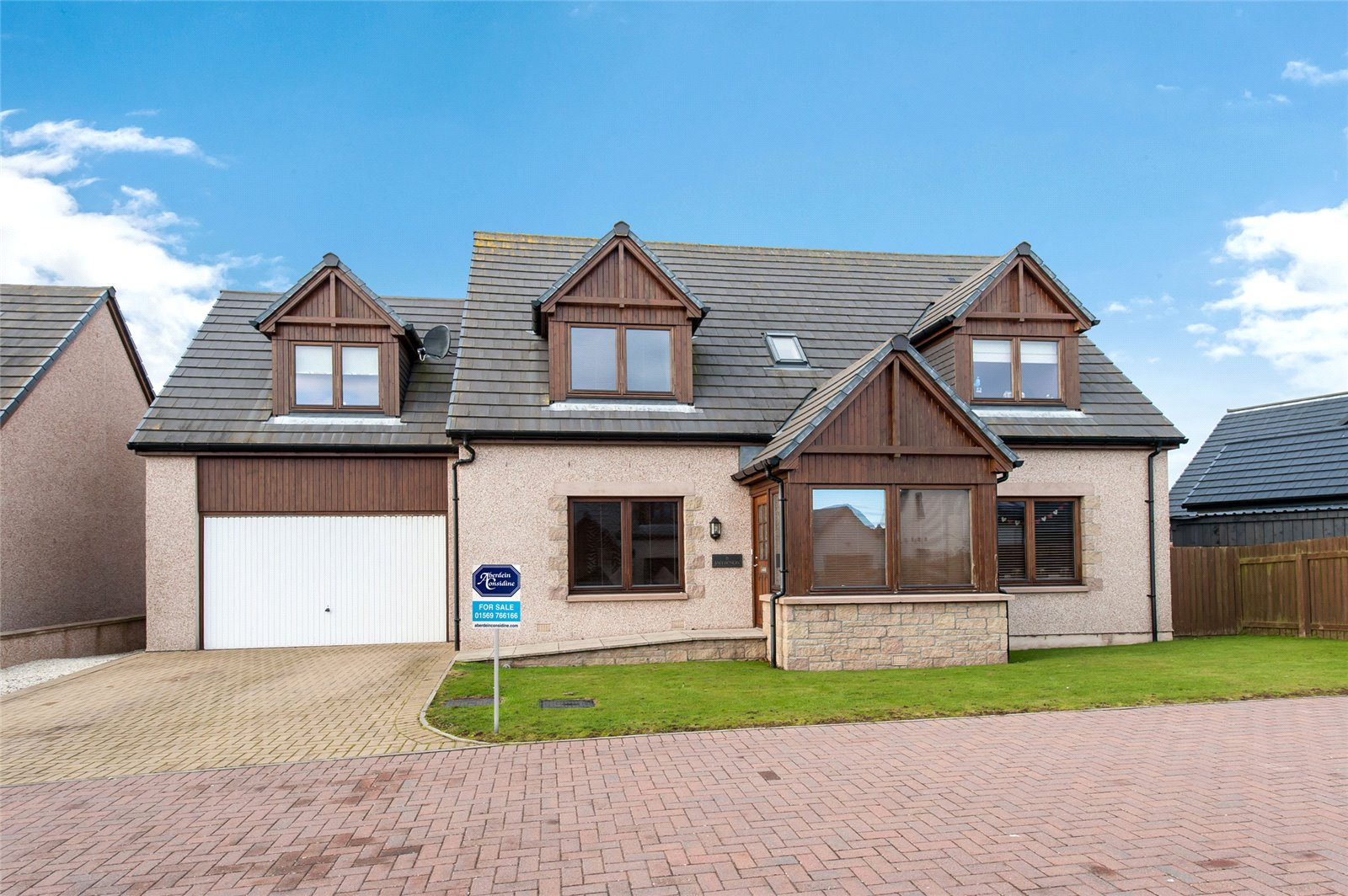 Aberdeenshire Property of the Week: 8 Brae View