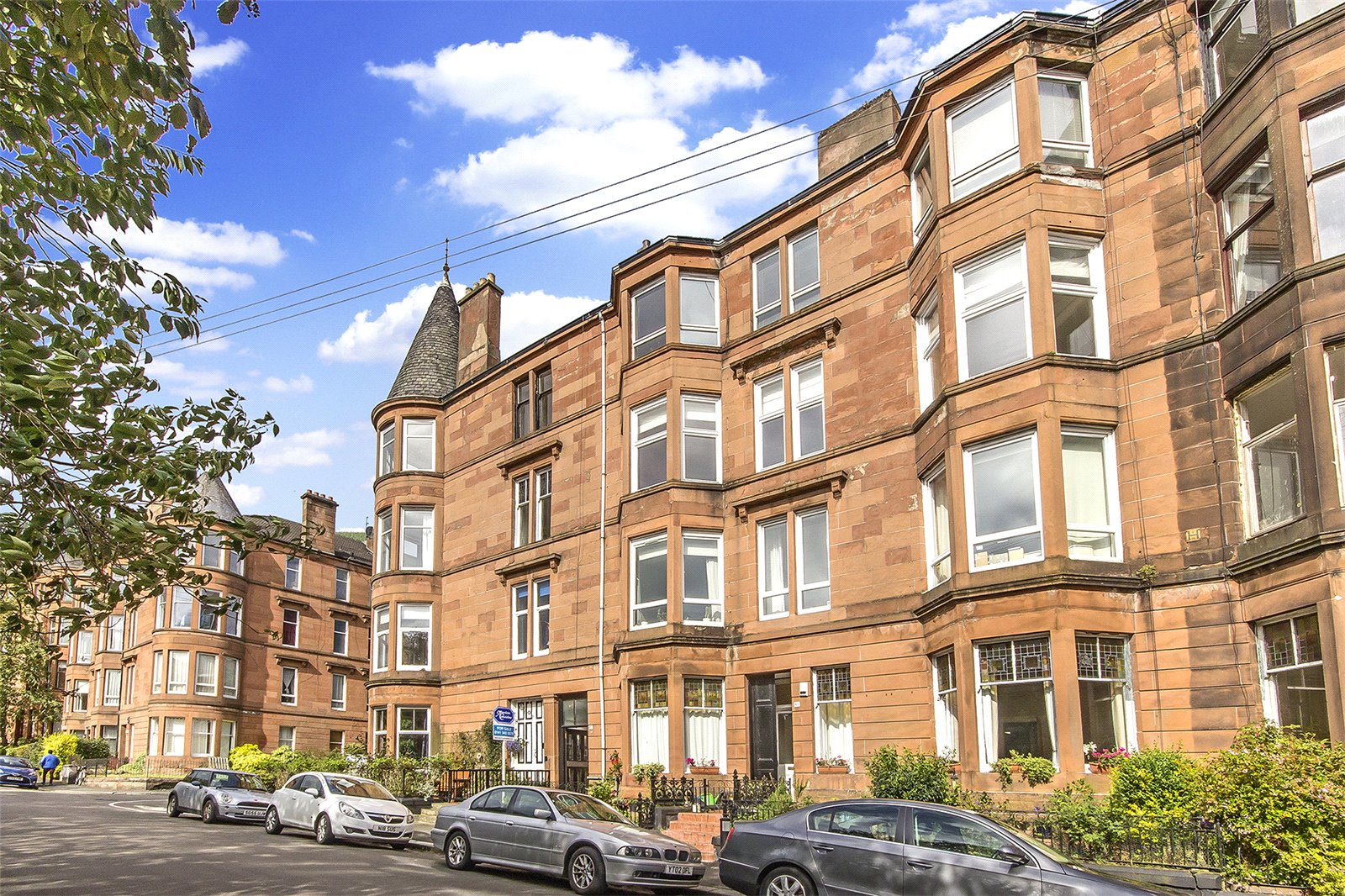 Glasgow Property of the Week: 3/1, 90 Wilton Street
