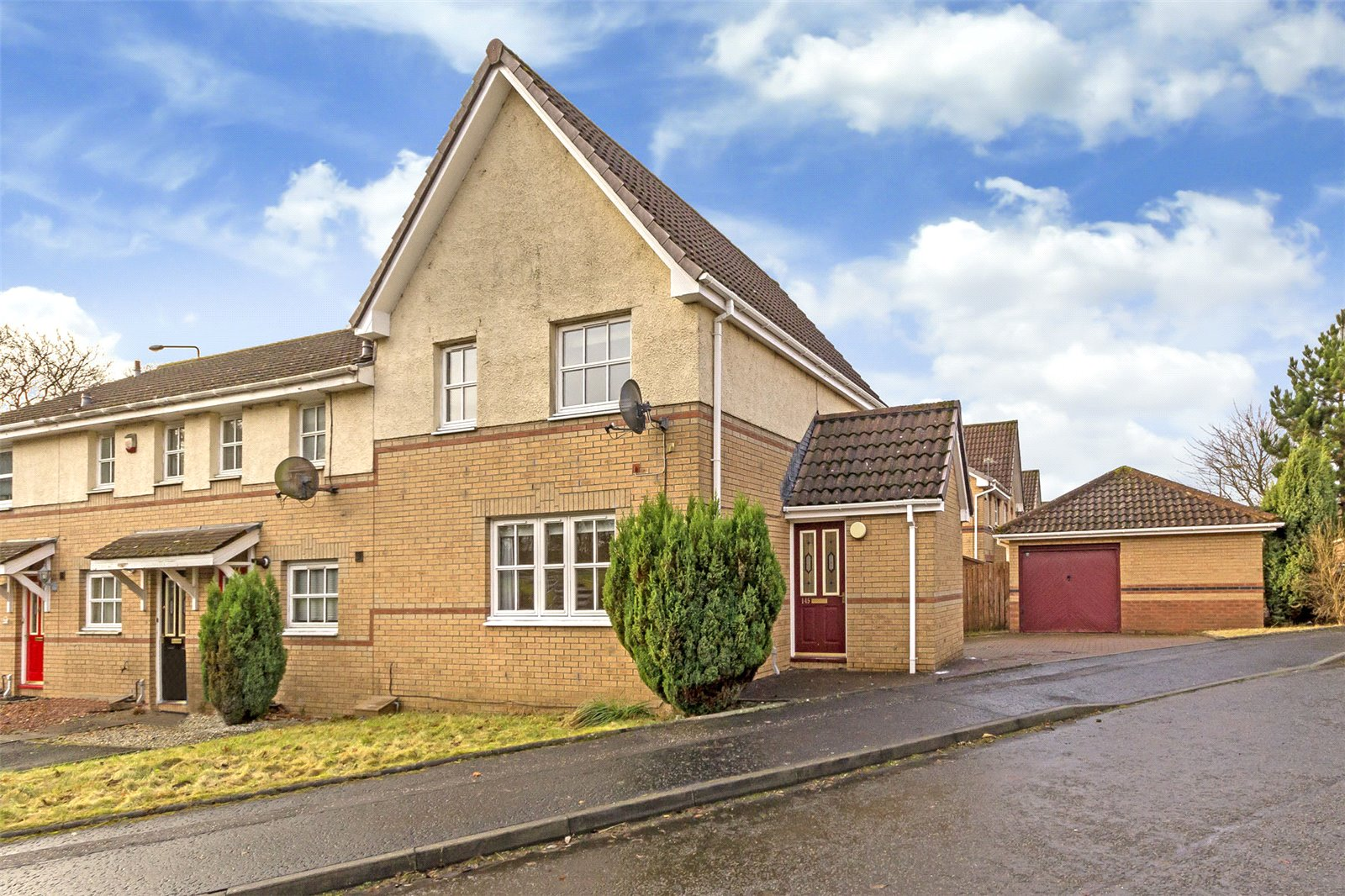 West Lothian Property of the Week: 145 Buchanan Crescent