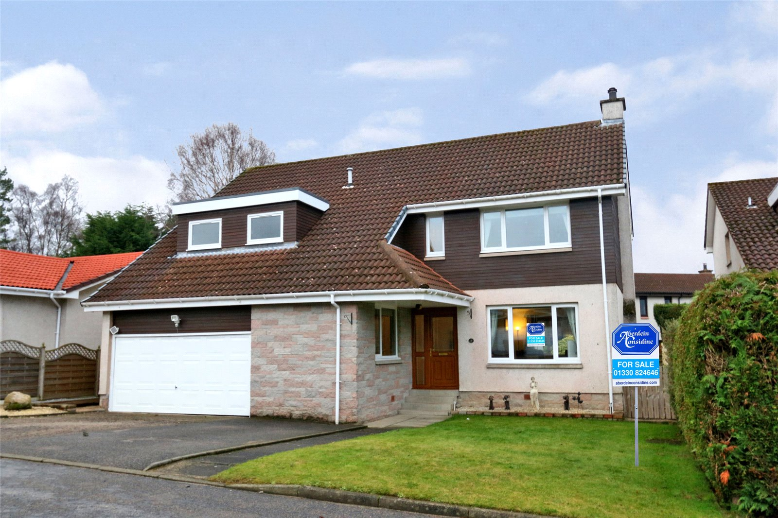 Aberdeenshire Property of the Week: 16 Forestside Drive