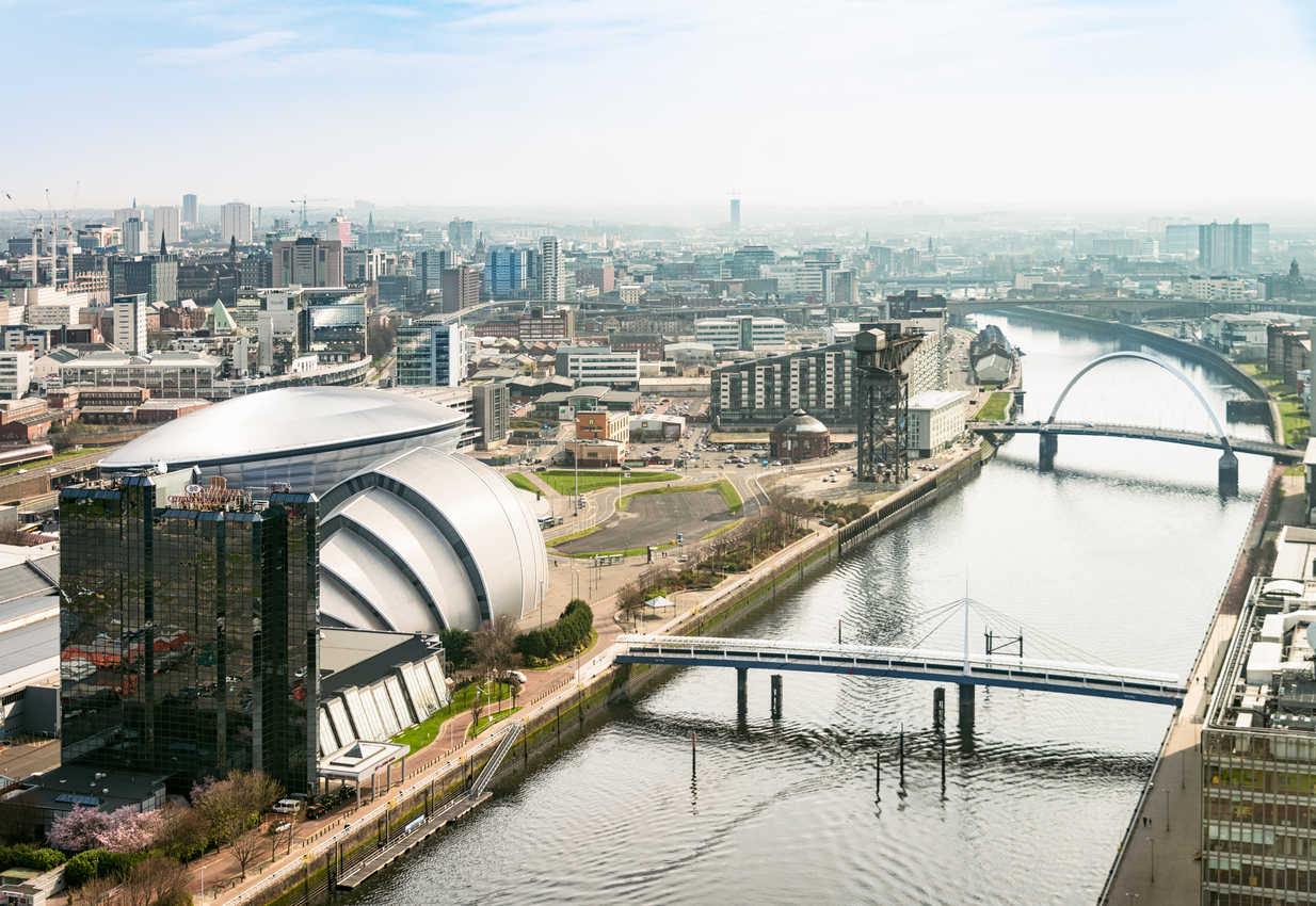 If you live in these Glasgow postcodes, you're very lucky...