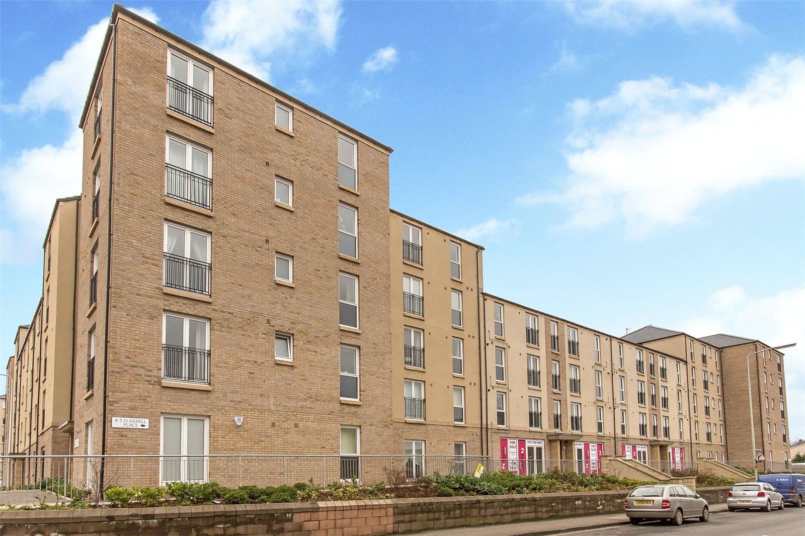 Edinburgh Property of the Week: 5/5 Flaxmill Place