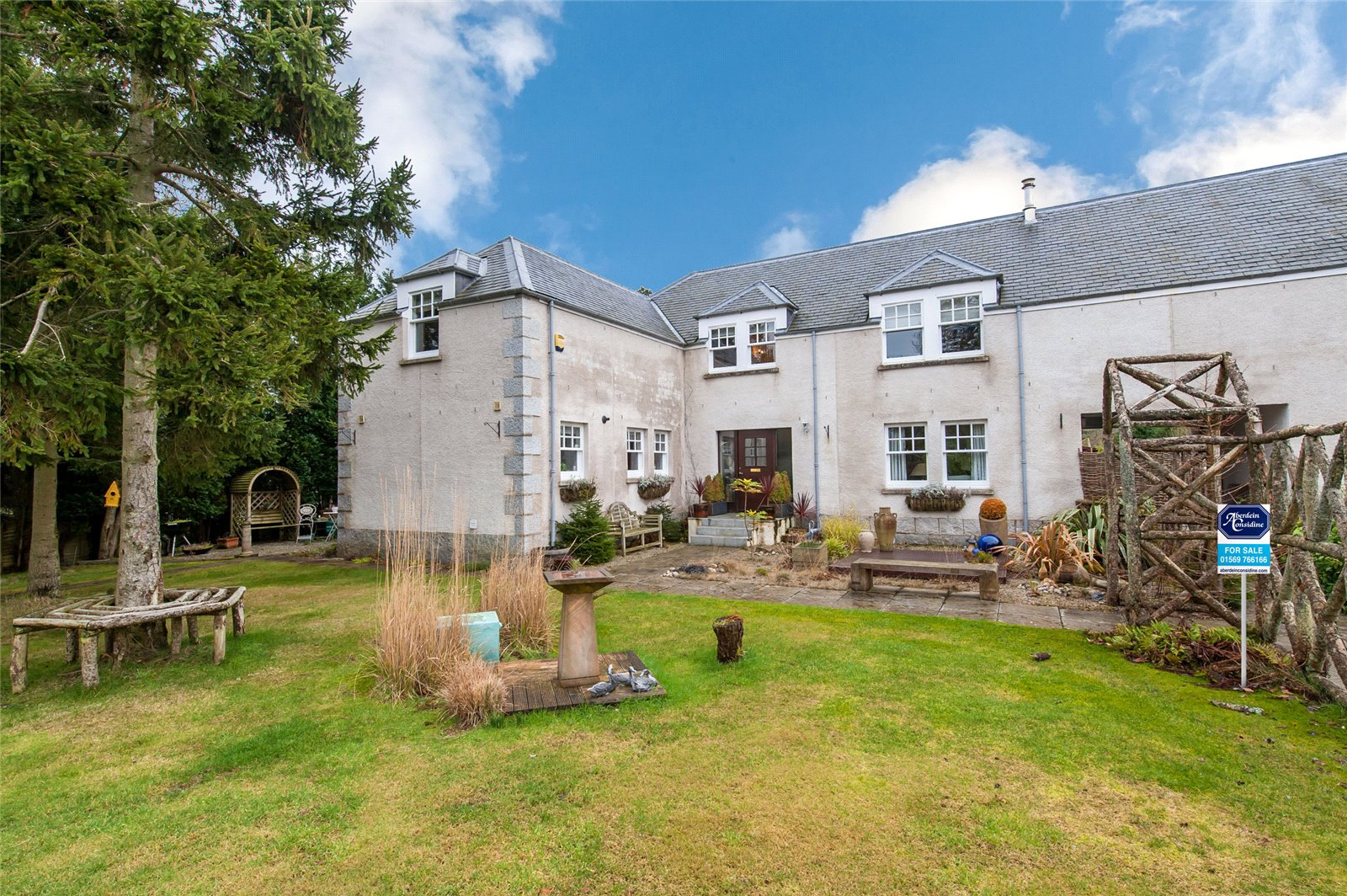Aberdeenshire Property of the Week: 1 Netherley Mews