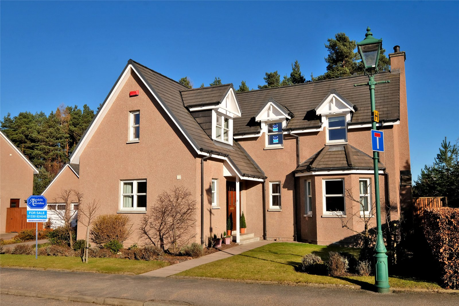 Aberdeenshire Property of the Week: 2 Cherry Tree Road