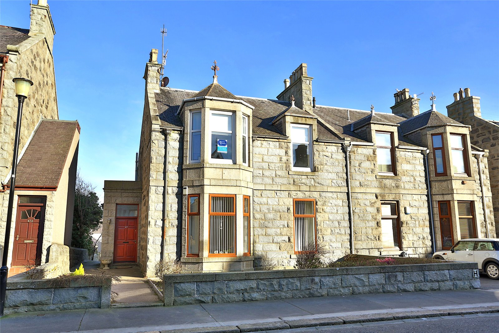 Aberdeenshire Property of the Week: 45 Grattan Place