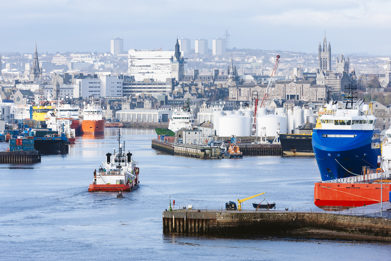 Aberdeen economy 'beginning to recover' from oil crisis