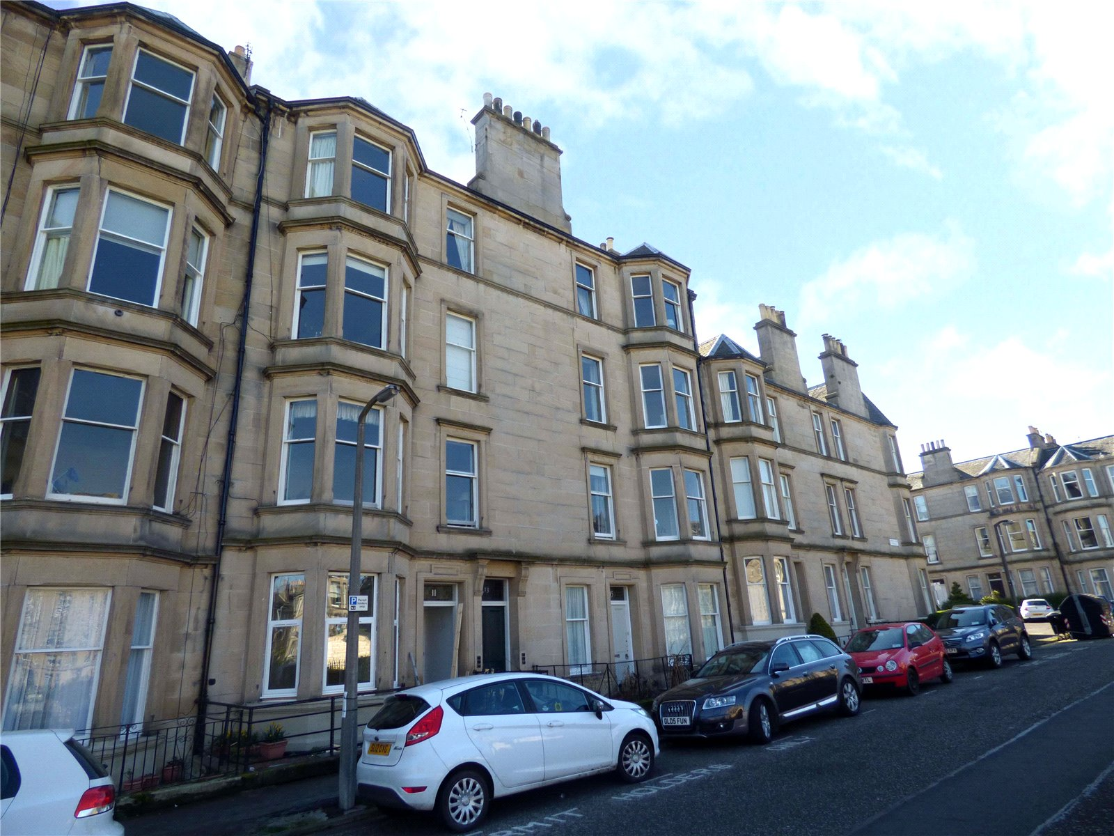 Edinburgh Property of the Week: 1F1, 13 Comely Bank Terrace