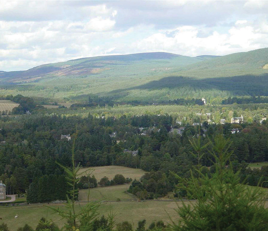 Five reasons to live in Aboyne