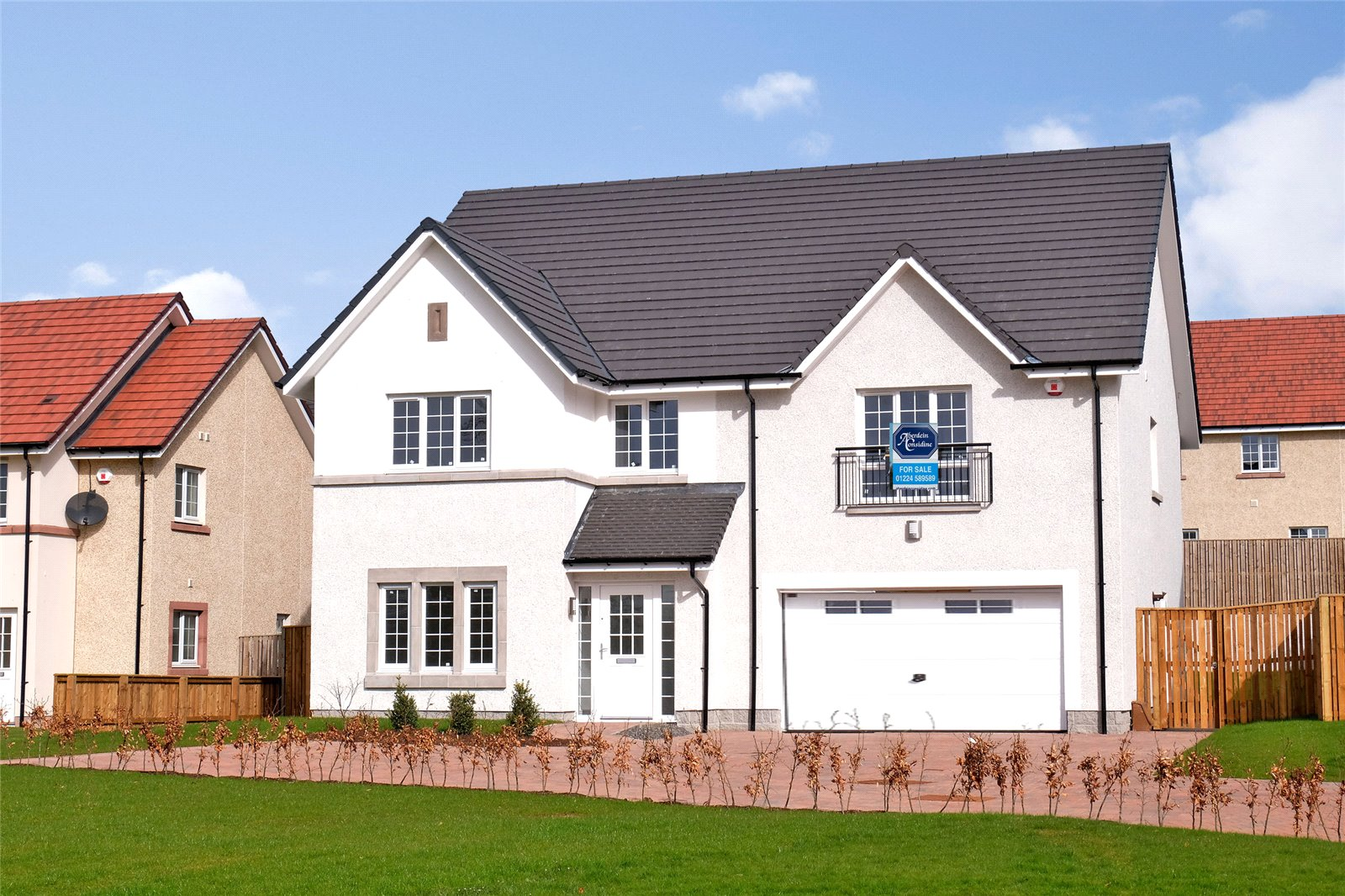 Aberdeen Property of the Week: Plot 3, Rosefield Gardens