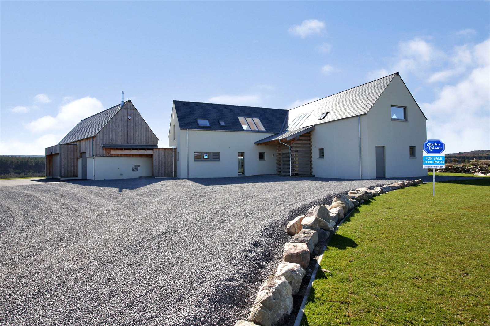 Aberdeenshire Property of the Week: Pittenkerrie, Banchory
