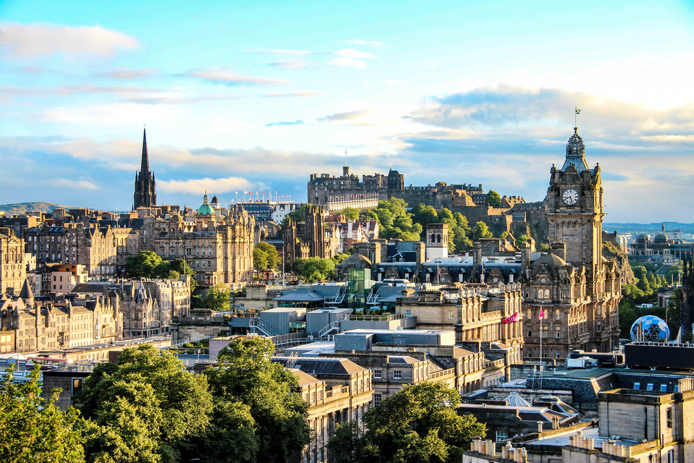 Property prices 'continue to soar' in Edinburgh