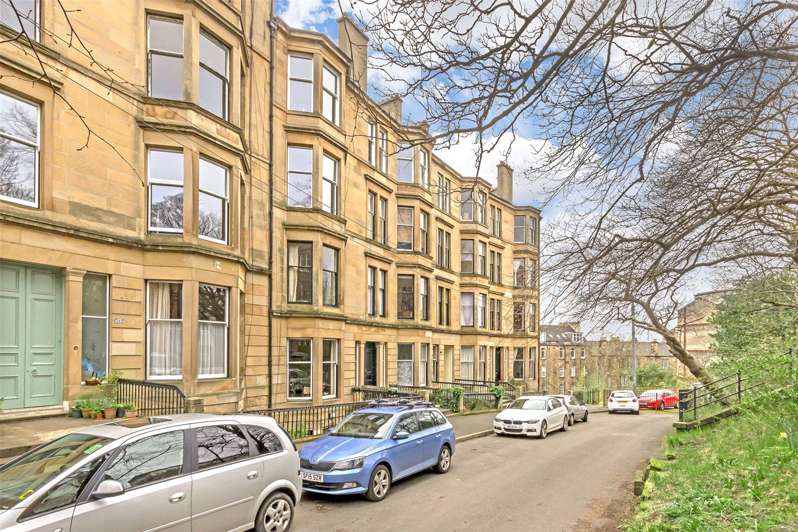 Glasgow Property of the Week: 3/2, 255 Wilton Street