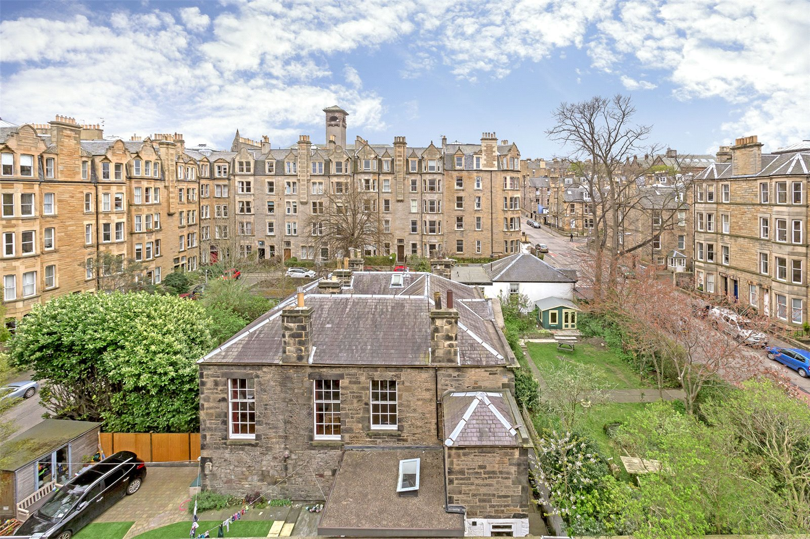 Edinburgh Property of the Week: 16/10 Viewforth Square